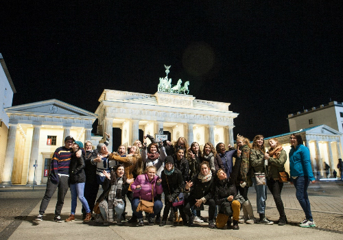 Berlin students